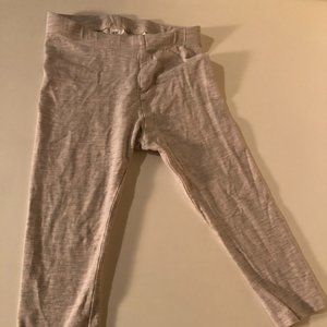 ** 8 For $25 ** H&M Light Cream Girls Pants 2-3Y